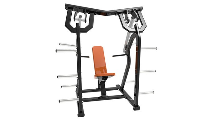 TZ-8113  Iso-Lateral Shoulder Press