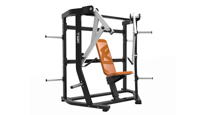 TZ-8110 Iso-Lateral Bench Wide Chest