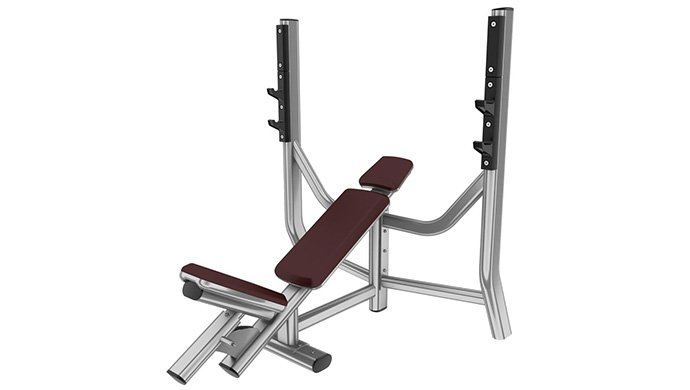 TZ-8030 Olympic Incline Bench