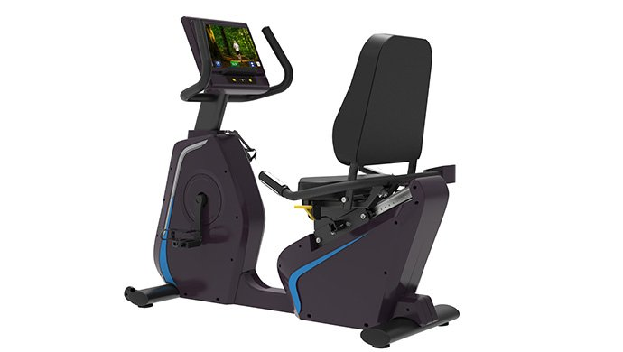 TZ-2020A  Commercial Recumbent Bike(Touch Screen )