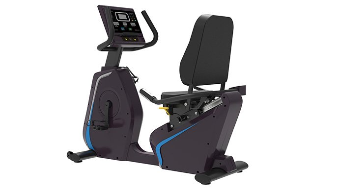 TZ-2020B Commercial Recumbent Bike