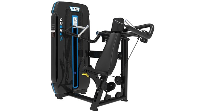 TZ-X6012 Shoulder Press