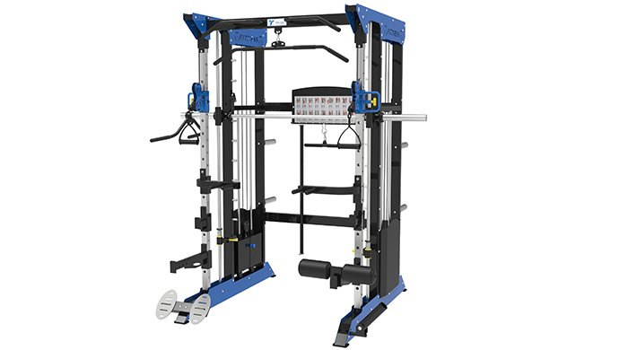 TZ-Q1001A Multi-Functional Smith Machine